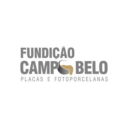 Fundição Campo Belo - Placas de Metal - Parceiro inspirart